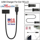 USB Battery Charger Hub RC Intelligent Charging Separately For DJI Tello Drone