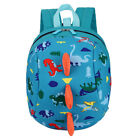 Kids Toddler Baby School Bag Dinosaur Pattern Cute Cartoon Animals Backpack Gift