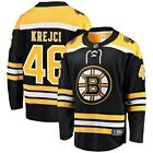 David Krejci Boston Bruins Fanatics Branded Youth Breakaway Player Jersey