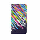 PU Leather Stand Wallet Card Holder Soft Case Cover for Samsung Various Models