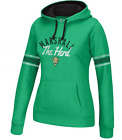 J America Women's Essential Arm Striped Hoodie, Air Force Falcons, Marshall Herd