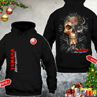 Men Hoodie Skull Motorcycle/Bike LOGOs size 2XL Ask For Full Size $44.99 USD on eBay