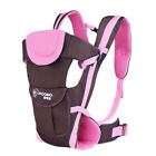 Adjustable Infant Baby Carrier Sling Wrap Baby Bjorn Carrier Breathable Backpack for sale  Shipping to Canada