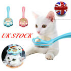 Pet Hair Removal Brush Dog Cat Fur Remover Tool Grooming Shedding Comb le UK