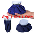 Multi Size Reusable Ice Bag Pain Relief Heat Pack Sports Injury First Aid Bag