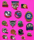 NFL FOOTBALL PINS HELMET PINS & More BUY 1-2-3 OR ALL 15 on eBay