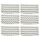 3x 6x Steam Mop Pads Replacement For Shark Vacuum S1000 S1000A S1000C S1000WM
