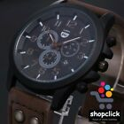 Military Sport Quartz Army relogio Analog Men's Quartz Stainless Wrist Watches image