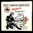 D.r.i. - Violent Pacification Ep - 1984 2nd Pressing - Dirty Rotten Imbeciles