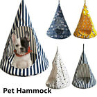Cat Hanging House Conical Hammock Washable Pet Tent For Cat Small Dog Removable