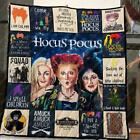 Hocus Pocus I Smell Children I Put A Spell On You Fleece Blanket 50x60x80 image