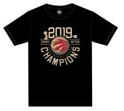 Men's Toronto Raptors The Champs Champions Black 2019 NBA Basketball T Shirt on eBay