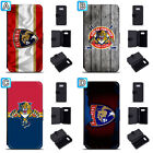 Florida Panthers Leather Case For Samsung Galaxy S10 S10e Lite Plus S9 S8 $8.49 USD on eBay