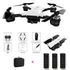 RC Drone x pro 5G Selfi WIFI FPV GPS With 1080P HD Camera Foldable RC Quadcopter