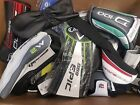 Assorted Brand New Golf Headcovers - TaylorMade, Callaway, Wilson, Ping, Chelsea