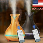 Kyпить 400ml 7LED Aroma Essential Oil Diffuser Ultrasonic Air Humidifier with remote на еВаy.соm