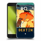 OFFICIAL STEPHEN HUNECK DOGS AT THE BEACH BACK CASE FOR HTC PHONES 1