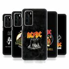 OFFICIAL AC/DC ACDC SONG TITLES CASE FOR HUAWEI PHONES 1