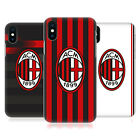 OFFICIAL AC MILAN 2017/18 CREST KIT CASE FOR APPLE iPHONE PHONES