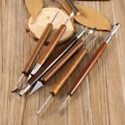 6x Clay Sculpting Set Wax Carving Pottery Tools Shapers Polymer Modeling New image