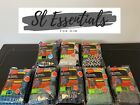 5 Pack Hanes Men's Woven Boxers Assorted Colors Size Med - 2XL