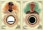 2019 TOPPS ALLEN & GINTER FULL-SIZE RELICS SP A w/ RC SINGLES - YOU PICK FOR SET