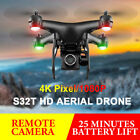 RC Drone XPRO WIFI 4CH 6-Axis Gyro RC Quadcopter With FPV 1080P/4K HD ESC Camera