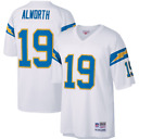 Mitchell & Ness San Diego Chargers #19 Football Jersey New Mens Sizes $150 $69.6 USD on eBay