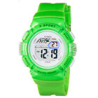 Multifunction Waterproof Electronic Sport Digital Watch For Child Girl Boy GiftWristwatches - 31387