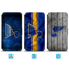 St. Louis Blues Leather Case For Samsung Galaxy S10 S10e Lite Plus S9 S8 $8.49 USD on eBay
