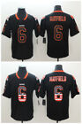Baker Mayfield #6 Cleveland Browns Men's Stittched legend Jersey M-3XL on eBay