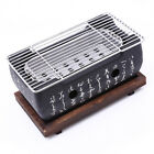 Japanese Korean Style BBQ Grill Hibachi Shichirin Charcoal Barbecue Stove Cooker photo