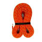 MudFog UIAA Certified Nylon Kernmantle Static Rope 11mm - For Rock Climbing,