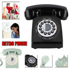 WX-3510 Retro Corded Telephone Landline Destop Phone Home Office Call Machine