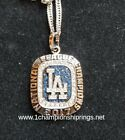 ( IN STOCK )2017 National League Champions Los Angeles Dodgers Necklace on Ebay