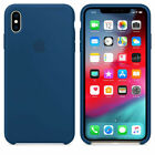 For Apple iPhone XRXS/XS Max Genuine Original Ultra Thin Silicone Case Cover