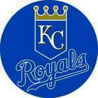 KANSAS CITY ROYALS Vinyl Decal / Sticker ** 5 Sizes ** on Ebay