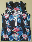 Penny Hardaway #1 Orlando Magic Floral Fashion Hardwood Classics Jersey on eBay