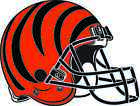 CINCINNATI BENGALS HELMET Vinyl Decal / Sticker ** 5 Sizes ** $5.95 USD on eBay
