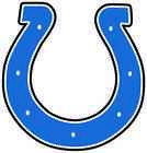 INDIANAPOLIS COLTS Vinyl Decal / Sticker ** 5 Sizes ** $5.95 USD on eBay