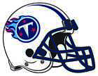 TENNESSEE TITANS HELMET Vinyl Decal / Sticker ** 5 Sizes ** $3.97 USD on eBay