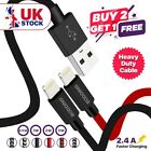 for iPhone Super Fast Data Cable Apple iPad USB Charger Lightning Sync Charging