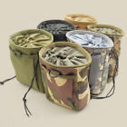 Military Molle Ammo Pouch Tactical Rifle Magazine Pouch Dump Drop Bag Hunting US