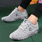 Mens Womens Trainers Sports Shoes Memory Foam Running Gym Casual Sneakers Size
