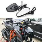 Motorcycle Handle Bar End Mirrors For KTM 250 390 690 790 DUKE 1290 Super Duke R $26.24 USD on eBay