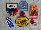 Military, Hunting Club, Boy Scouts & The Other Way Patches (#2991)