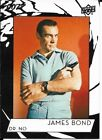 Upper Deck James Bond Collection Base SP - U Pick - Complete Your Set #101-150 $1.65 CAD on eBay