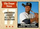Robinson Cano collection 27 different cards to pick from