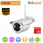 Sricam SP007 Outdoor 1080P HD Smart Security Camera WiFi IP Camera Night Vision $41.37 USD on eBay