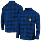 Golden State Warriors Concepts Sport Homestretch Flannel Long Sleeve Button-Down on eBay